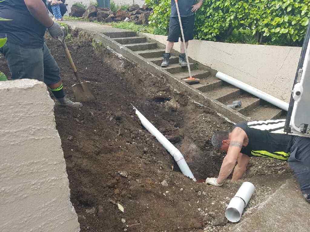 driveway drainage